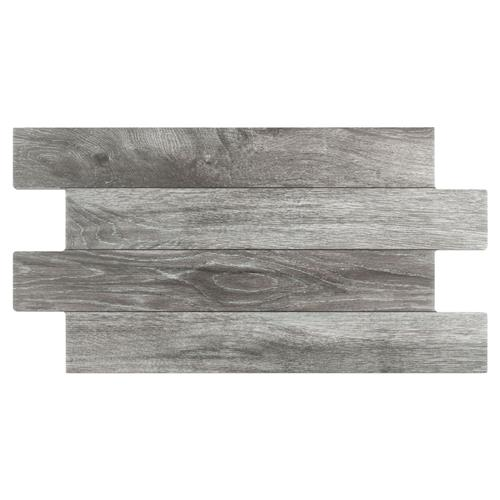 "Picture of Jimki Cendre 12-1/4""x23-5/8"" Porcelain F/W Tile"