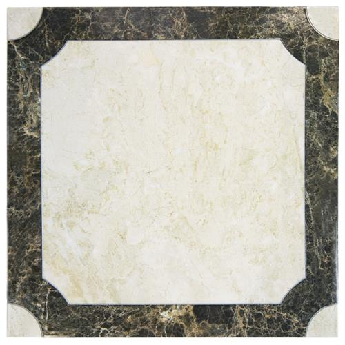 "Picture of Marte 17-3/4""x17-3/4"" Ceramic F/W Tile"