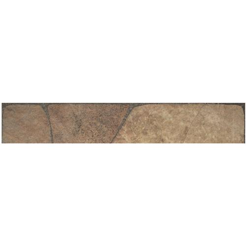 "Picture of 3""x18"" Elba Rustico Porcelain Floor/Wall Tile Bullnose"