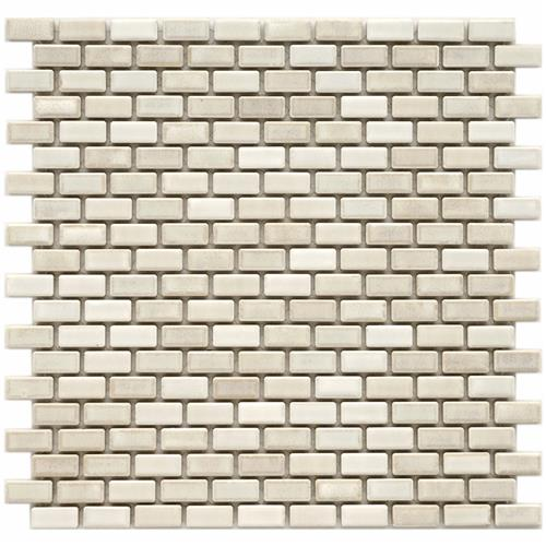 "Picture of Rustica Subway Glacier 11-3/4""x11-3/4"" Porcelain Mos"