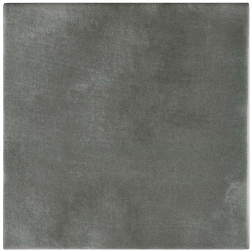"Picture of Atelier Antracita 5-7/8""x5-7/8"" Ceramic F/W Tile"