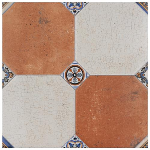 "Picture of Manises Jet Mix 13-1/8""x13-1/8"" Ceramic F/W Tile"