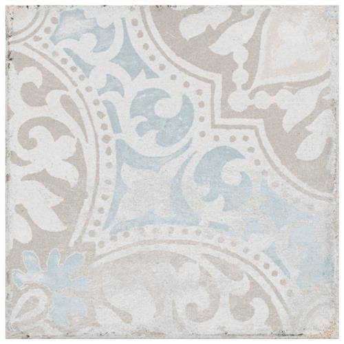 "Picture of Barcelona Decor Montjuic 5-3/4""x5-3/4"" Porcelain F/W Tile"