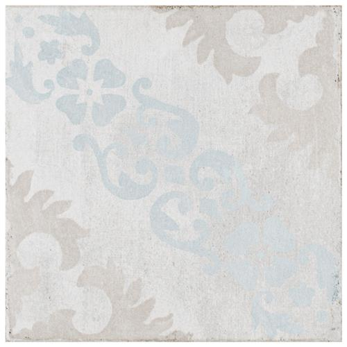 "Picture of Barcelona Decor Sarria 5-3/4""x5-3/4"" Porcelain F/W Tile"