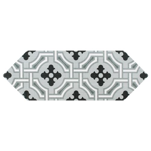 "Picture of Kite Century Grey 4""x11-3/4"" Porcelain F/W Tile"