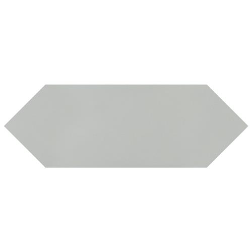 "Picture of Kite Dark Grey 4""x11-3/4"" Porcelain F/W Tile"