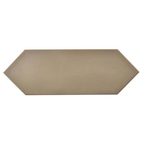 "Picture of Kite Taupe 4""x11-3/4"" Porcelain F/W Tile"