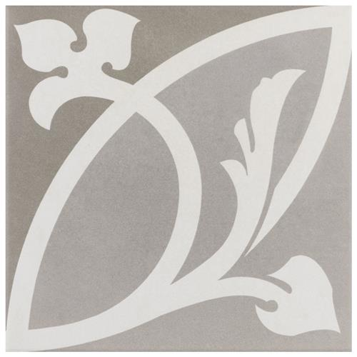 "Picture of Caprice Liberty Taupe 7-7/8""x7-7/8"" Porcelain F/W Tile"