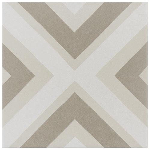 "Picture of Caprice Pastel Square 7-7/8""x7-7/8"" Porcelain F/W Tile"