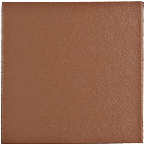"Picture of Klinker Red 5-7/8""x5-7/8"" Ceramic F/W Quar Tile"