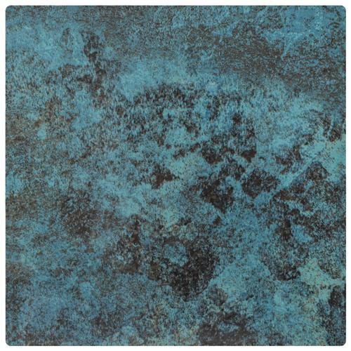 "Picture of Ocean Green River 6""x6"" Porcelain F/W Tile"