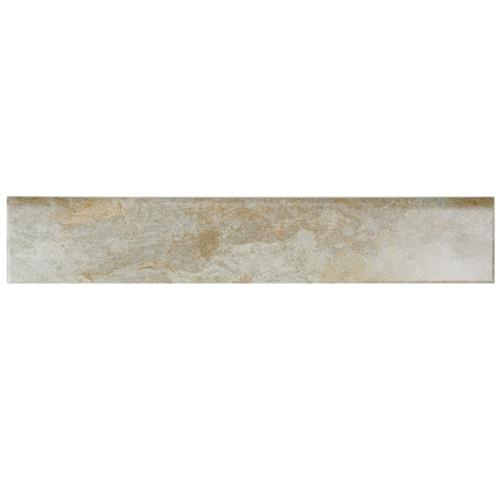 "Picture of Ardesia Ocre 3-1/8""x17-1/2"" Porcelain Bullnose F/W Trim"