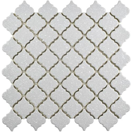 "Picture of Hudson Tangier Crystalline Grey 12-3/8""x12-1/2"" Porc Mos"