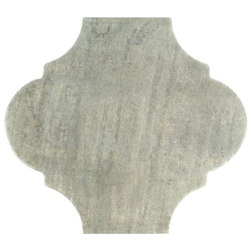 "Picture of Fusion Provenzal Iron 10-3/8""x11-3/8"" Porcelain F/W Tile"