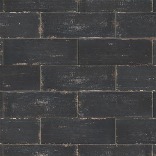 "Picture of Retro Nero 8-1/4""x23-1/2"" Porcelain F/W Tile"