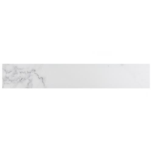 Tinos White 3 1 8 Quot X17 3 8 Quot Porcelain F W Tile