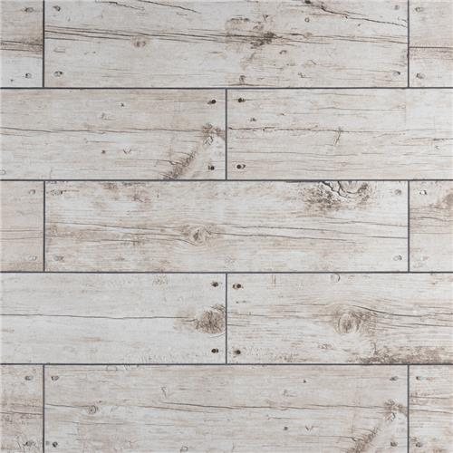 "Picture of Cottage White 5-7/8""x23-5/8"" Ceramic F/W Tile"
