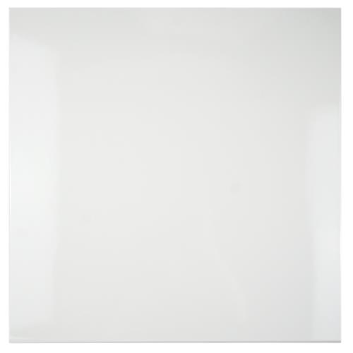 "Picture of Piano White 17-7/8""x17-7/8"" Ceramic F/W Tile"
