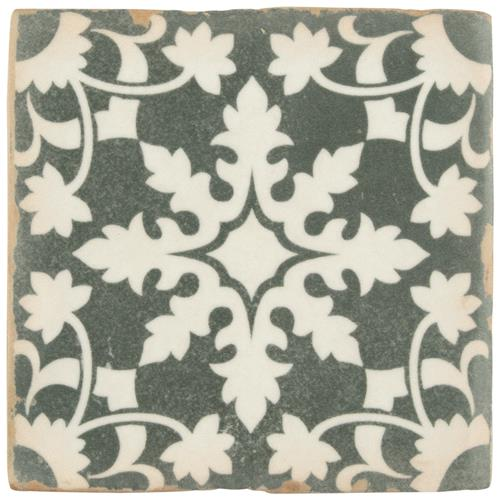 "Picture of 4-7/8""x4-7/8"" Archivo Zahra Ceramic Floor and Wall Tile"