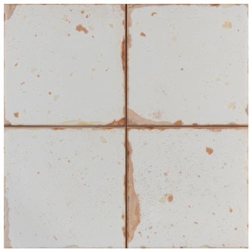 "Picture of Artisan Blanco FS-B 13""x13"" Ceramic F/W Tile"