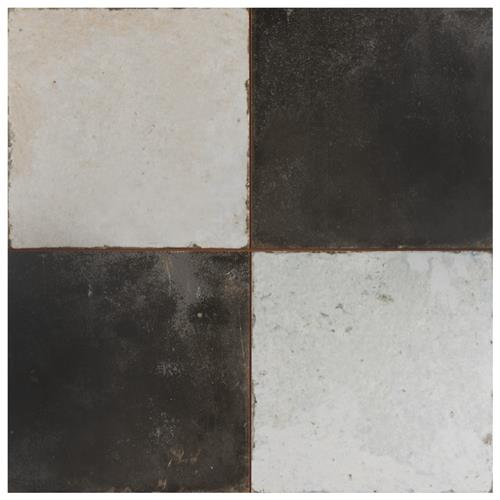 "Picture of Kings Damero 17-5/8""x17-5/8"" Ceramic F/W Tile"