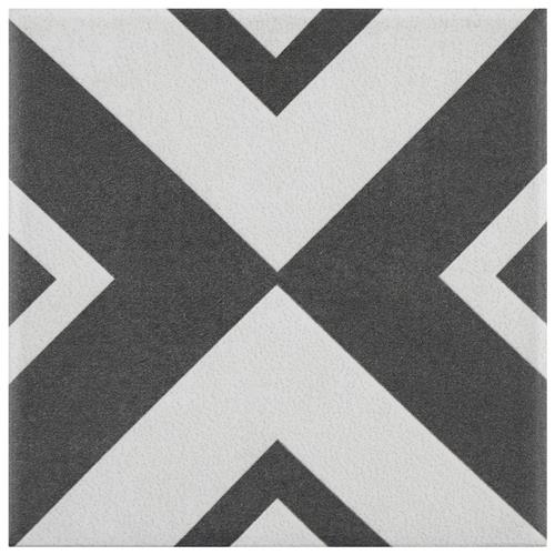 "Picture of Twenties Vertex Mini 4""x4"" Ceramic Floor/Wall Tile"
