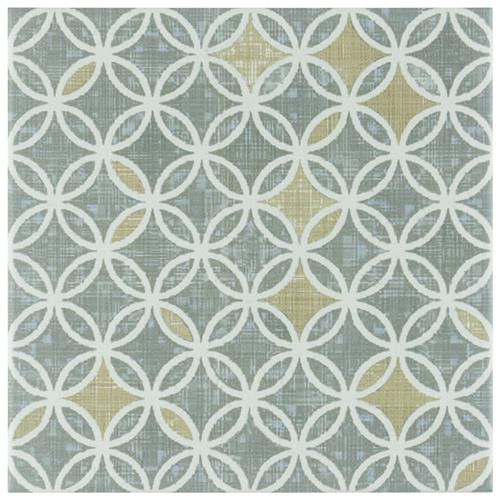 "Picture of Boheme Full 7-3/4""x7-3/4"" Ceramic F/W Tile"