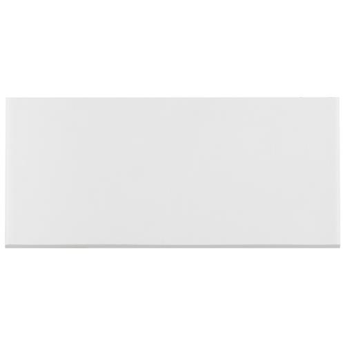 "Picture of Revival White 3-1/2""x7-3/4"" Ceramic Bullnose F/W Trim"