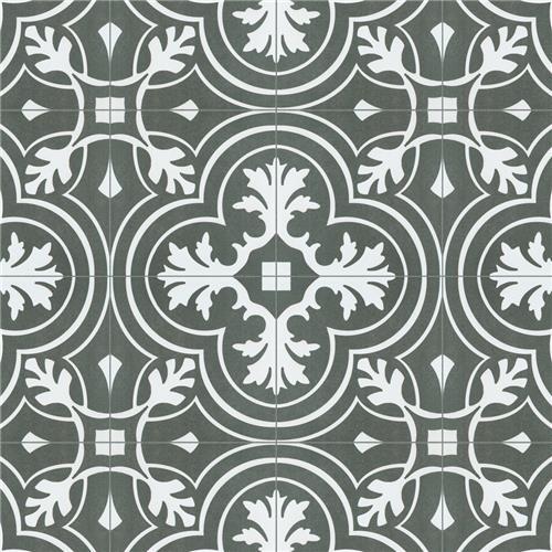 Twenties Classic 7 3 4 Quot X7 3 4 Quot Ceramic F W Tile