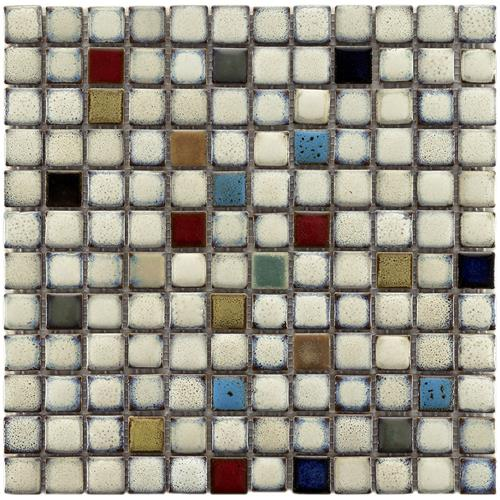 "Picture of Essence Square Cascade 12""x12"" Porcelain Mos"
