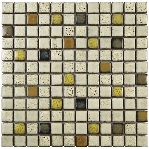 "Picture of Essence Square Sierra 12-3/8""x12-3/8"" Porcelain Mos"