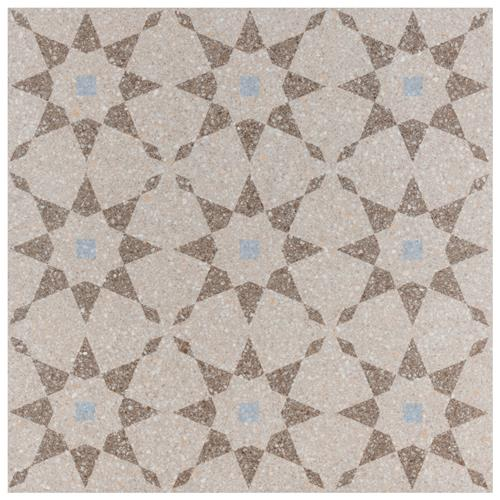 "Picture of Farnese Aventino Crema 11-1/2""x11-1/2"" Porcelain F/W Tile"