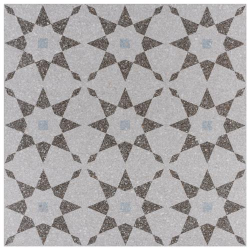 "Picture of Farnese Aventino Humo 11-1/2""x11-1/2"" Porcelain F/W Tile"