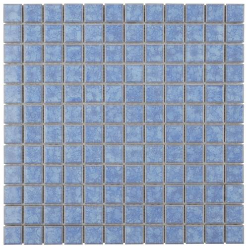 "Picture of Lagoon Square Baltic 11-3/4""x11-3/4"" Porcelain Mos"