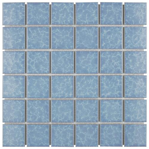 "Picture of Watersplash Quad Alboran 11-7/8""x11-7/8"" Porcelain Mos"