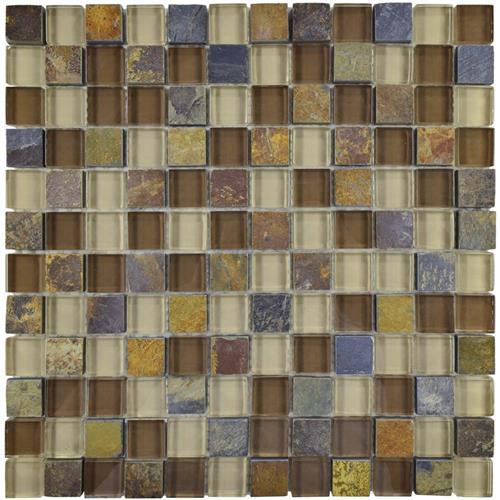 Tessera Square Brixton 11 5 8 X11 Gl Stone Mos
