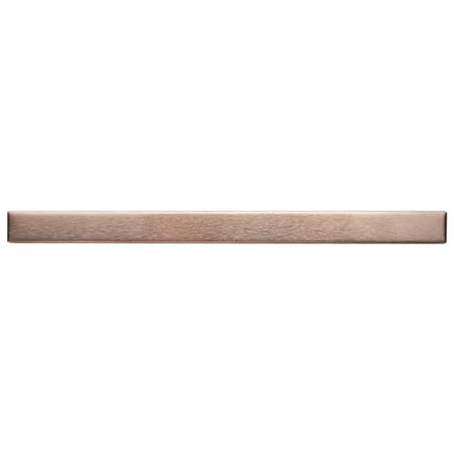 "Picture of Alloy Stick Copper 3/8""x5-3/4"" Stainless Steel/Porc W Trim"
