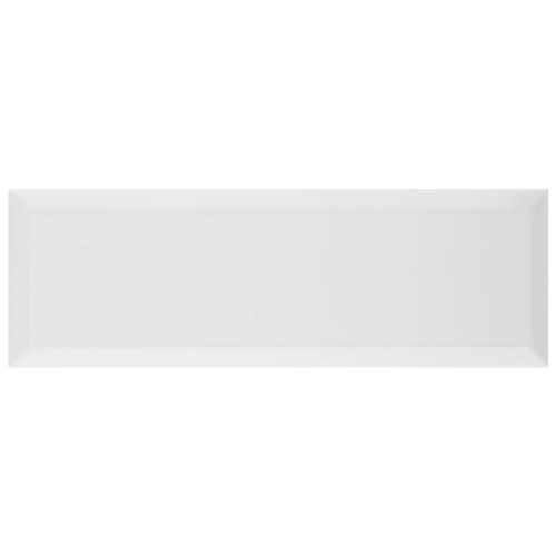 "Picture of Santorini Loft Blanco 4""x11-7/8"" Ceramic W Tile"