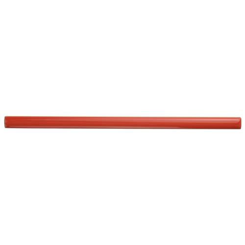 "Picture of Bastone Rojo 3/8""x7-7/8"" Ceramic Pencil W Trim Tile"