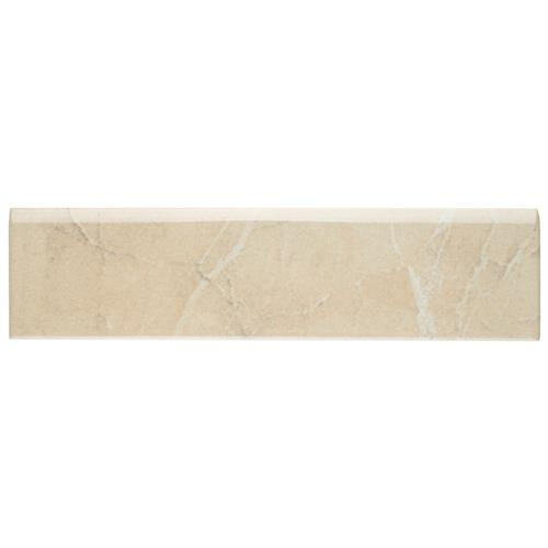 "Picture of Aroas Bullnose Arena 2""x8"" Ceramic W Trim"