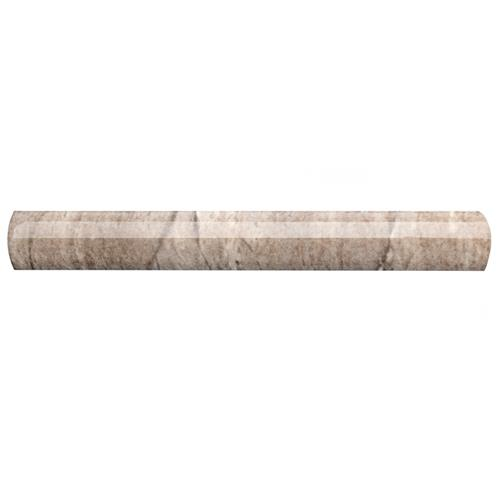 "Picture of Ferraras Cigarro Base 1""x8"" Ceramic W Trim"