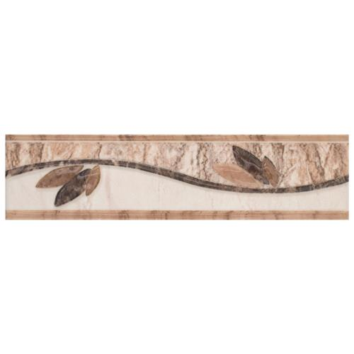 "Picture of Ferraras Listello Base 2""x8"" Ceramic W Trim"