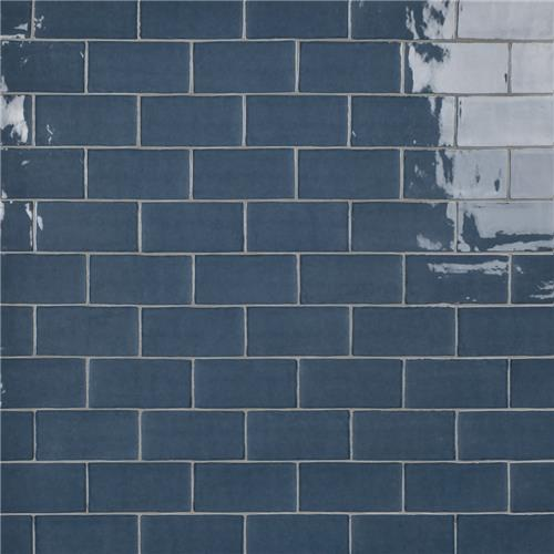 "Picture of Castillo Denim 2-7/8""x5-7/8"" Ceramic Wall Tile"