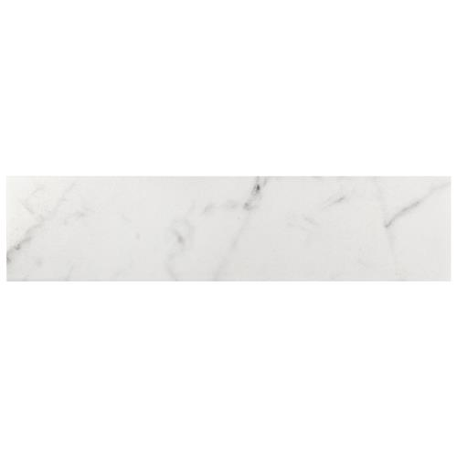 "Picture of Classico Carrara Matte 3""x12"" Ceramic W Tile"