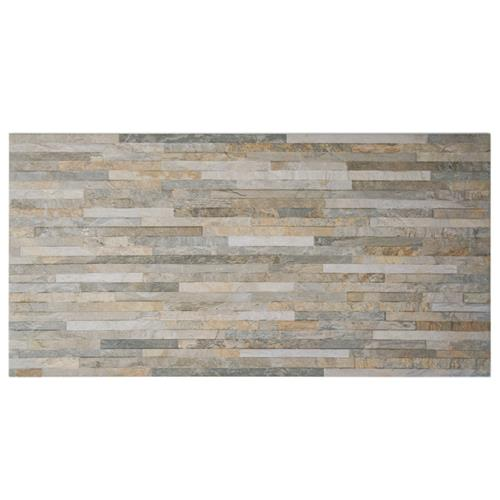 "Picture of Muro Ardesia Ocre 12-1/2""x24-1/2"" Porcelain W Tile"