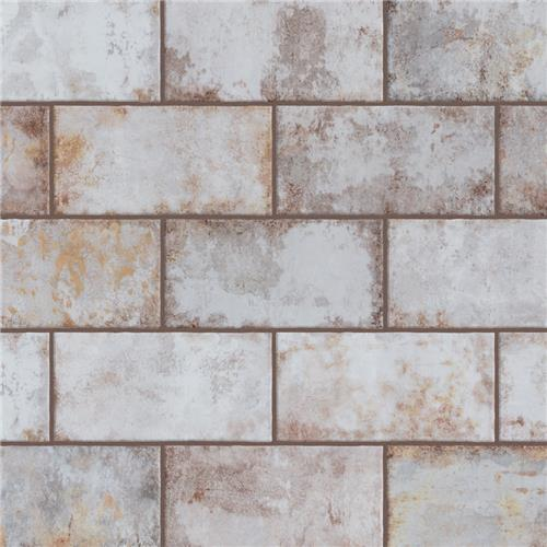 "Picture of Biarritz Beige 3""x6"" Ceramic Wall Subway Tile"