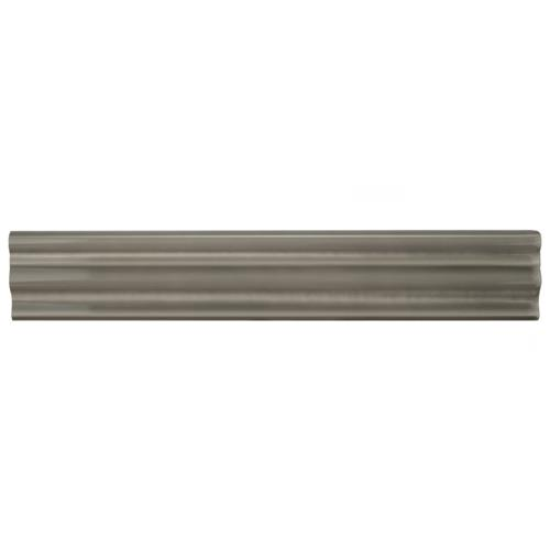 "Picture of Chester Grey 2""x12"" Chair Rail Ceramic W Trim"