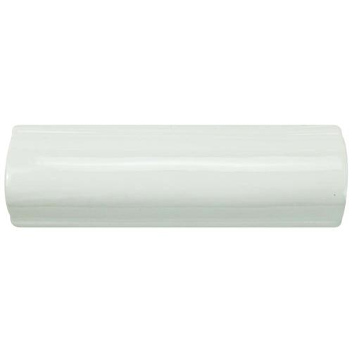 "Picture of Novecento Bordura Blanco Viejo 1-5/8""x5-1/8""Cer W Trim"