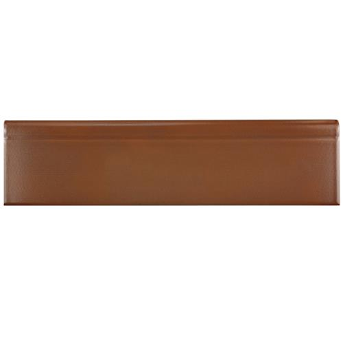 "Picture of Battiscopa Satin Cherry Wood R-51 3-1/4""x12-3/8"" Cer W Trim"