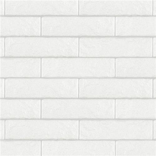"Picture of Opera White 3-1/8""x11-3/8"" Porcelain F/W Tile"